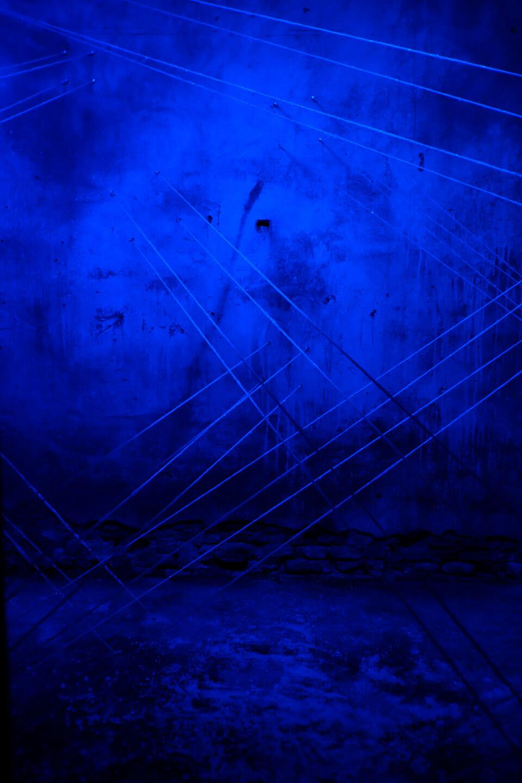 Spera Ingham, Crystal Cave of Pilastro. Artfarm Pilastro, 2014