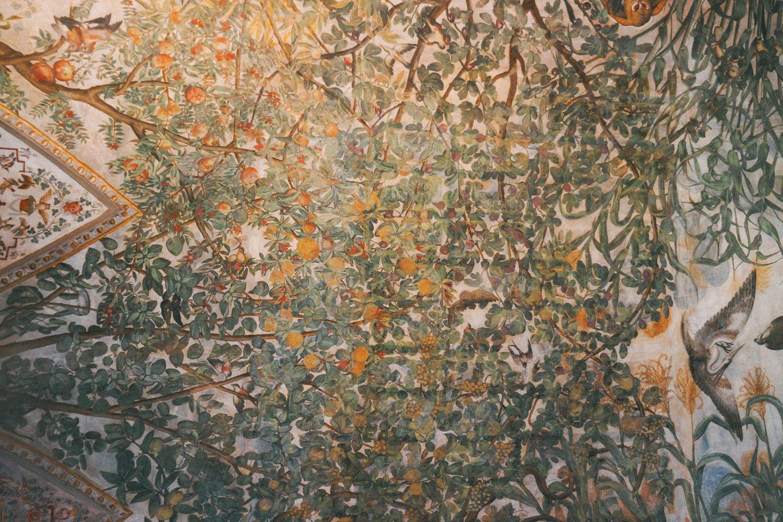 Foliage Room - Palazzo Grimani