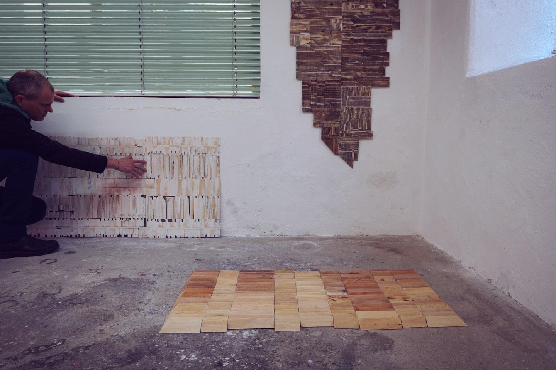 5 Skins - Lawren Spera and Steve Ingham at Egger Roseneder Contemporary - Vienna Austria