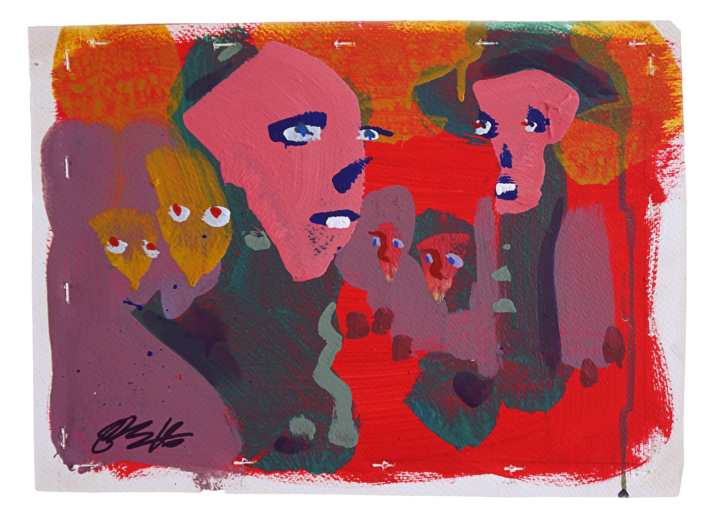 Steve Ingham, Pinkface Riunion
