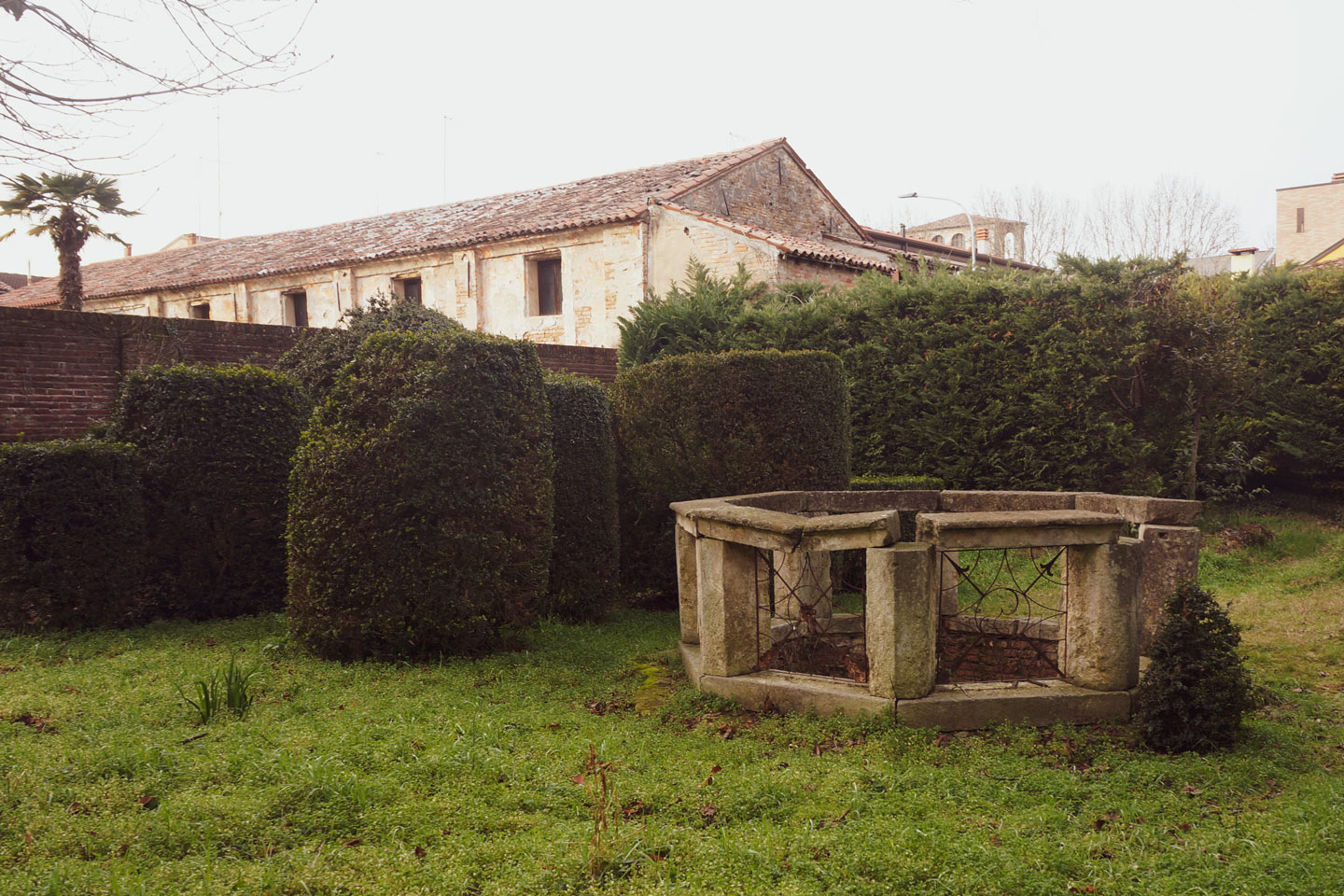 Artfarm Pilastro business - Teatrino in Sanguinetto.
