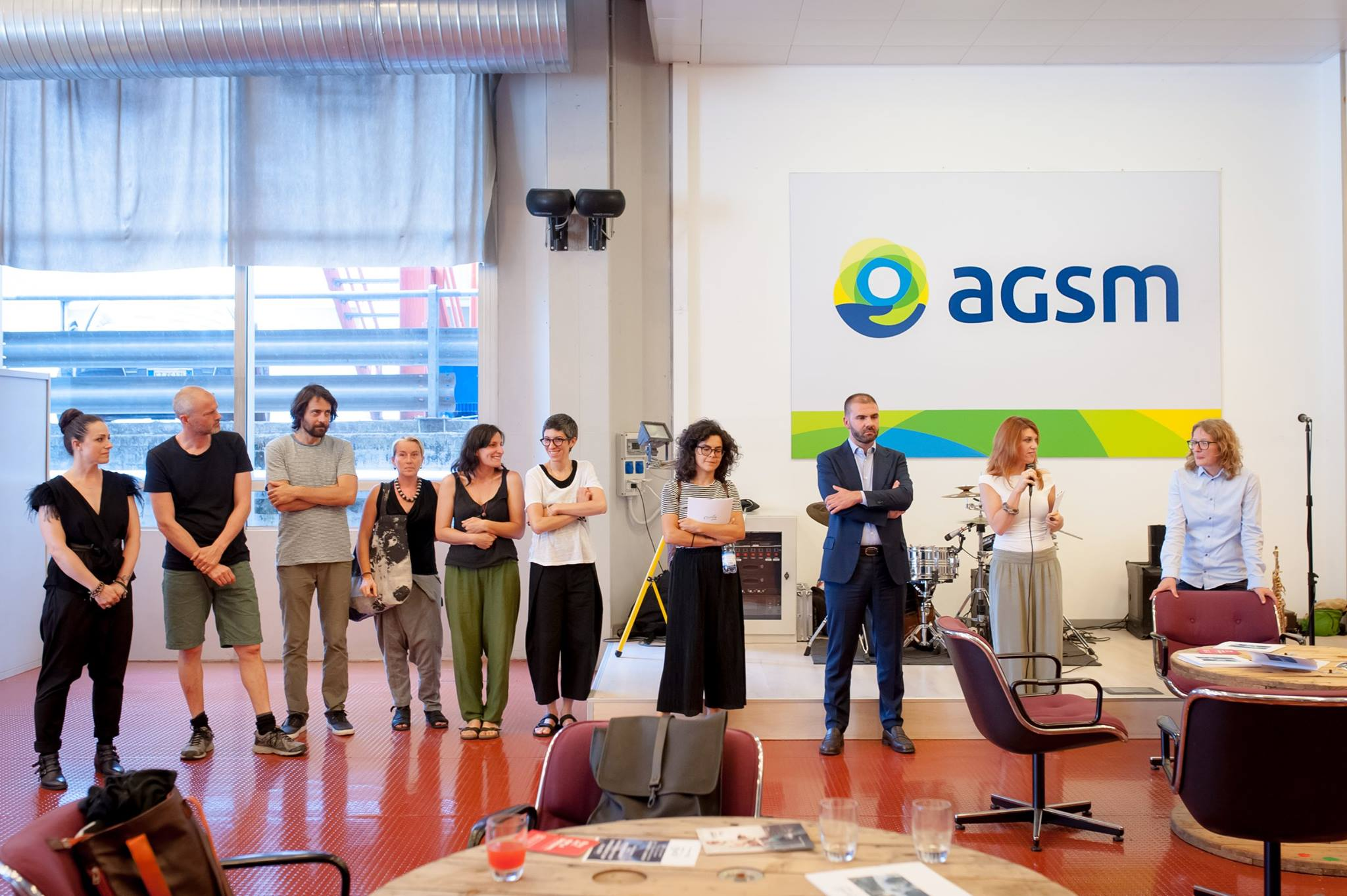 Carta, la corporate collection di AGSM