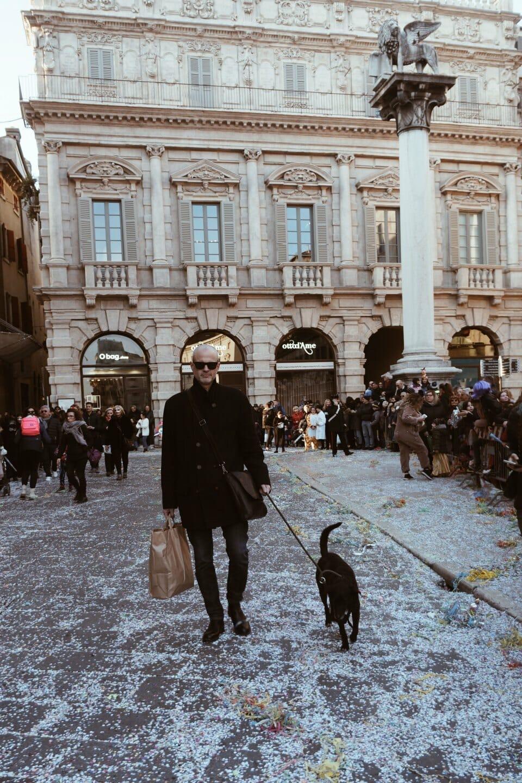 venerdì gnocolar Verona