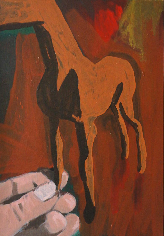 Steve ngham, Cavallo Toy, 2020