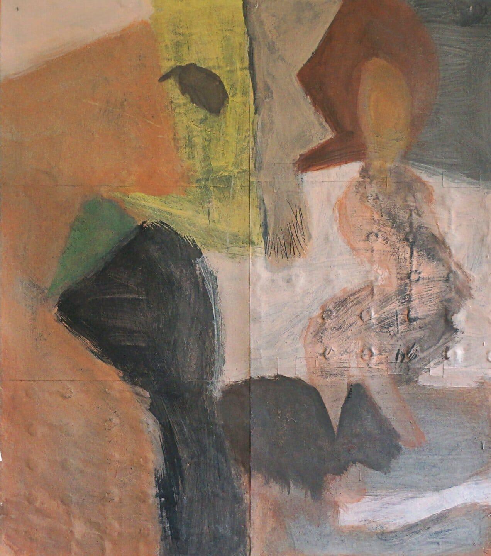 Steve Ingham, Venus seduta, 2020